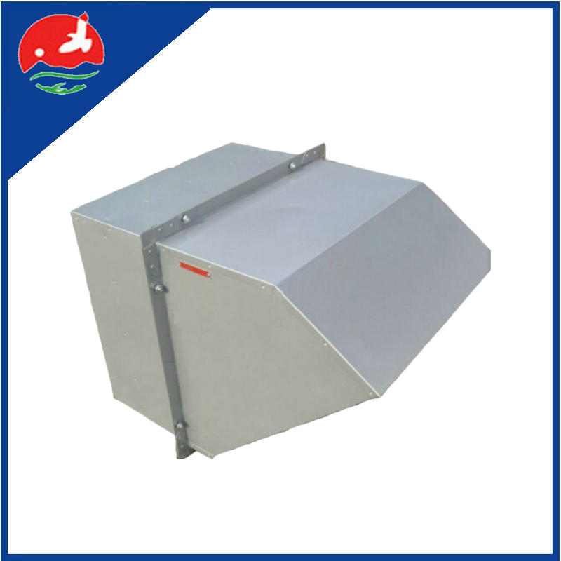 DFBZ series square wall type axial fan